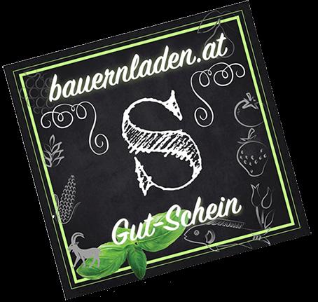 Jetzt bauernladen.at Gutschein kaufen und Ab-Hof Produkte verschenken