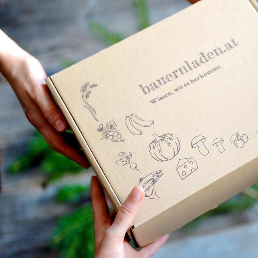 B2B Geschenkbox