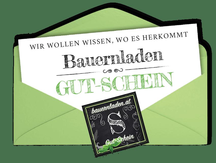 bauernladen.at Gut-Schein