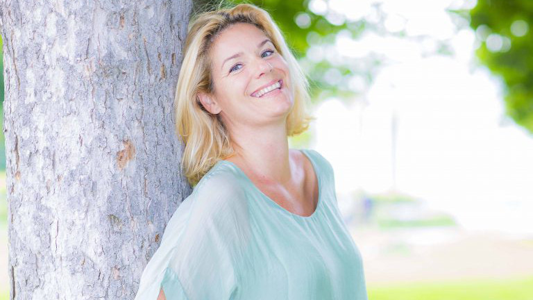 Riat Davidson und ihre nachhaltiges Beautyprogramm aus Biomülll
