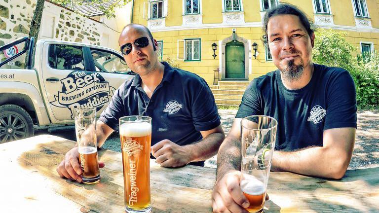 The Beer Buddies aus dem Mühlviertel