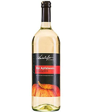 100% reiner Apfelwein enthält Sulfite
