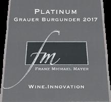 PLATINUM (Grauburgunder) 2o19