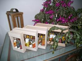 Geschenkbox mit Kleinflaschen