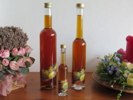 Apfelbrand in Maulbeerfass gereift