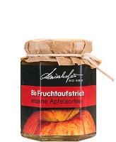 Zutaten: Bio-Äpfel, Bio-Zucker, Geliermittel Apfel-Pektin, Zitronensäure