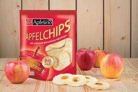 Besonders knusprige Apfelchips