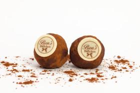 Bio Pflaume-Honig-Kakao Energiebällchen
