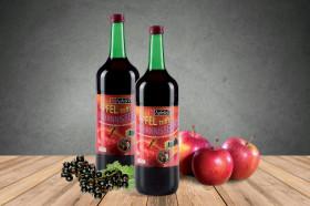 Apfelino Apfel-Johannisbeersaft 1 l (zzgl. € 0,40 Pfand)