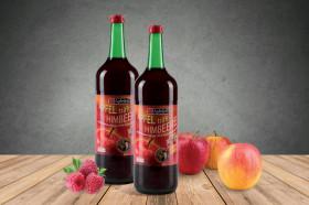 Apfelino Apfel-Himbeersaft 1 l (zzgl. € 0,40 Pfand)