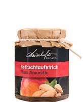 Bio Fruchtaufstrich Pfirsich-Amaretto 200g