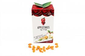 APPLETINIES - Bio weiße Schokolade mit Orange