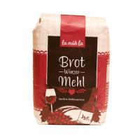 Brot-Winzer-Mehl