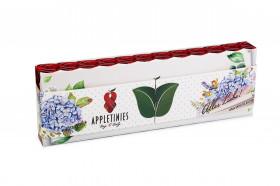 """APPLETINIES - 3er Geschenksbox """"Alles Liebe"""" Hortensie"""