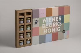 Wiener Bezirkshonig - Degustationsbox