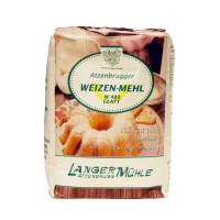 Weizenmehl W480 glatt