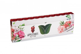 "APPLETINIES - 3er Geschenksbox ""Alles Liebe"" Pfingstrose"