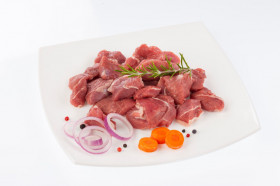 Lamm Gulasch- und Ragoutfleisch