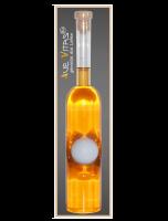 Golfballflasche mit Bio-Likör 21% vol.