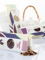 Aronia-Holunderblüten-Tee