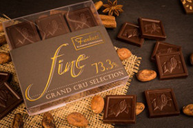 "Napolitains ""fine"" - Grand Cru Selection 73.3%"