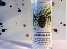 Zirben-Brand klar