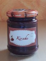 Kirschen-Marmelade