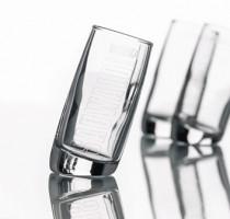Sauwald Wodka Glas
