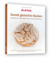 Das KochTrotz Backbuch