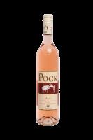Ein fruchtig kräftiger Roséwein aus Zweigelt und Merlot. Animierend und belebend.