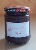 Schwarzwälder Kirsch-Marmelade