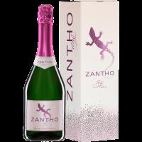 ZANTHO Brut Rosé im Geschenkkarton