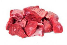 Rehwildfleisch für Ragout