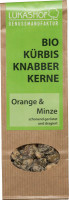 Bio Kürbisknabberkerne Orange-Minze