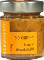 Chutney Bio feuriges Streuobst-Apfel Chutney