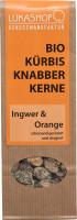 Bio Kürbisknabberkerne Ingwer-Orange