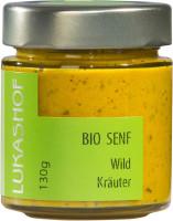 Bio Wildkräuter Senf