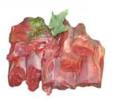 Wildschweinfleisch für Gulasch