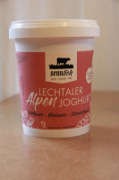 Lechtaler Alpenjoghurt Erdbeere-Himbeere-Johannisbeere