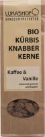 Bio Kürbisknabberkerne Kaffee-Vanille