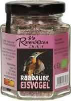 Rosenblütenzucker