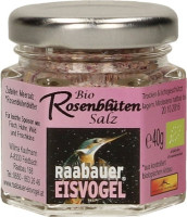 Rosenblütensalz - Bio