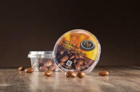 Schoko Mandeln - Weiße Schokolade