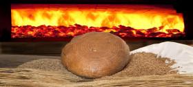 Holzofenbrot (100% Roggenbrot)