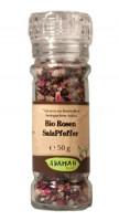 Rosen-Pfeffer-Salz in der Mühle