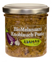 BioMelanzani Knoblauch Pesto