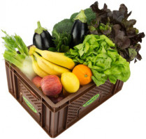 Gemüse & Obst - Kistl groß