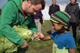 Exkursionen am BioHof für Kinder