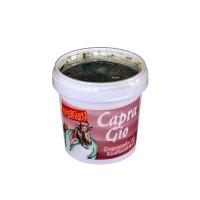 Bio Ziegentopfen mit Dill und Öl aus Rohmilch
