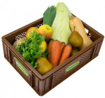Regionales Gemüse & Obst - Kistl klein